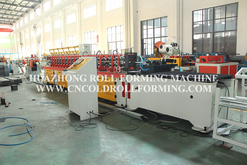 40 OCTAGONAL TUBE ROLL FORMING MACHINERY