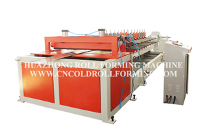 ROLLER SHUTTER BOX FORMING MACHINERY