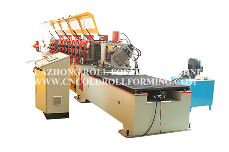 U PROFILE WALL KEEL ROLL FORMING MACHINE