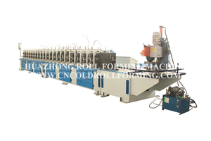 STAINLESS TRACK ROLL FORMING MACHINE