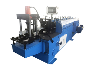 """V"" STRUT ROLL FORMING MACHINE"