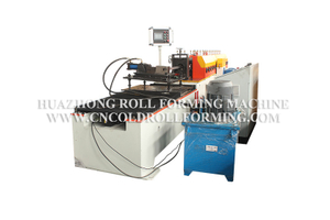 CUSTOMIZED GUIDE ROLL FORMING MACHINE