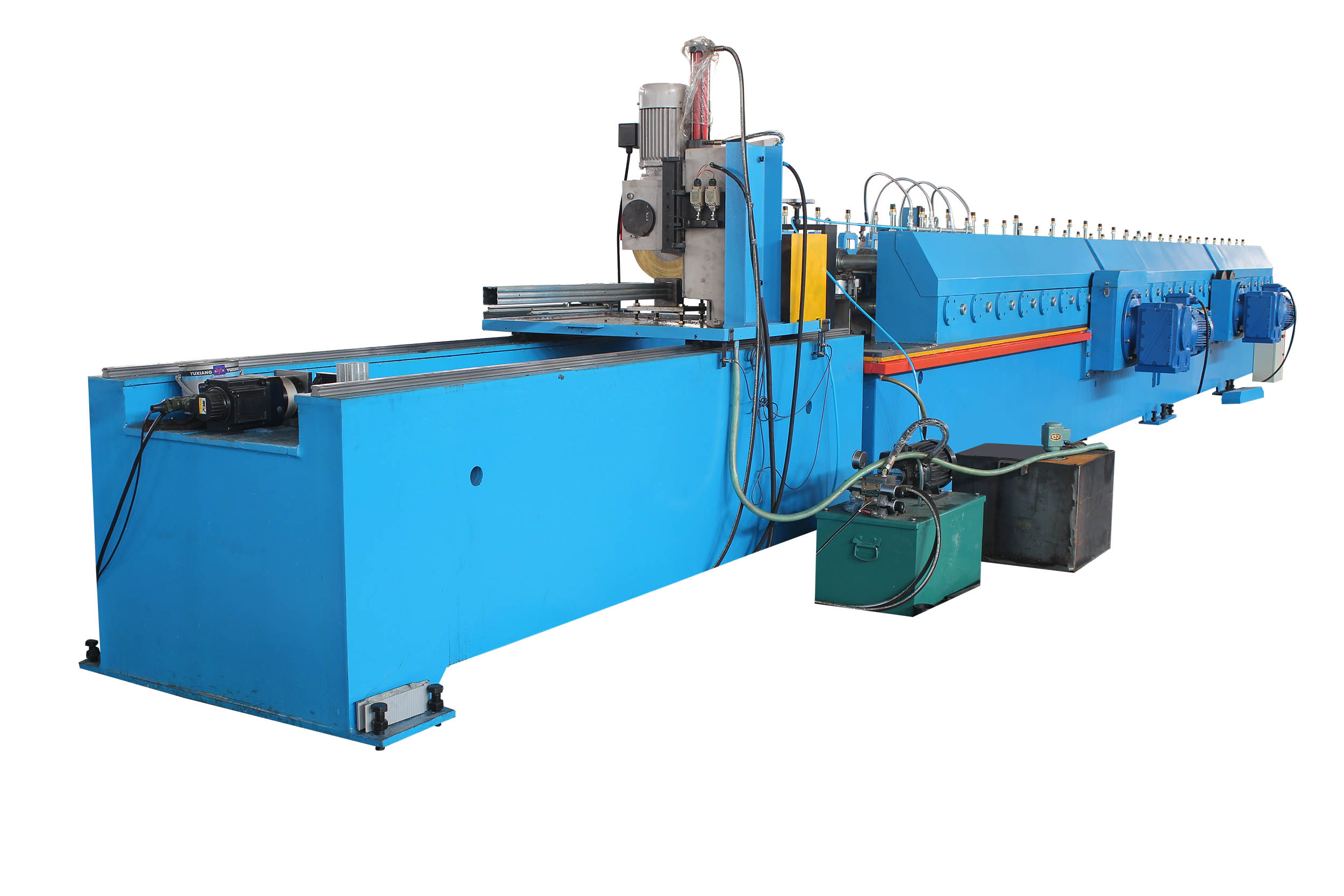 HZ SQUARE TUBE ROLL FORMING MACHINE