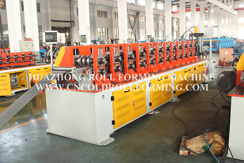 U SHAPE ROLL FORMING MACHINE