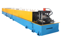 ELECTRICAL CABINET ROLL FORMING MACHINE