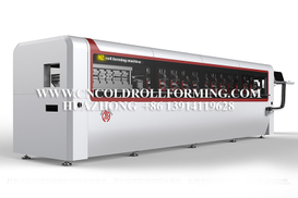 NEWLY UPGRADE LIGHT GAUGE STEEL FORMING MACHINE