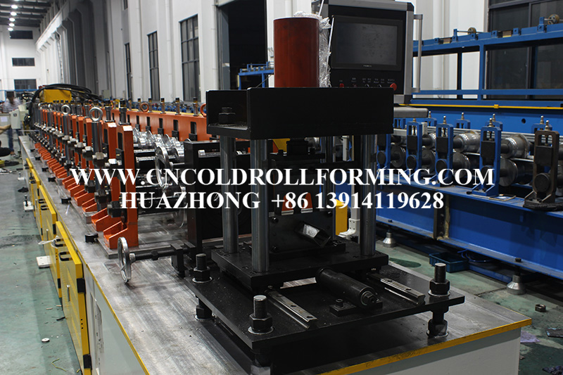 ELECTRIC FRAME ROLL FORMING MACHINE