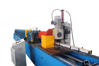 HZ SPECIAL TUBE ROLL FORMING MACHINE