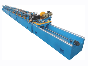 ROUND TUBE ROLL FORMING MACHINE