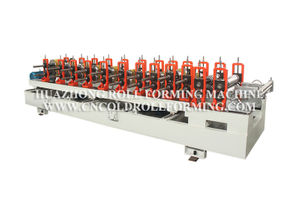 FOAMING POST ROLL FORMING MACHINE