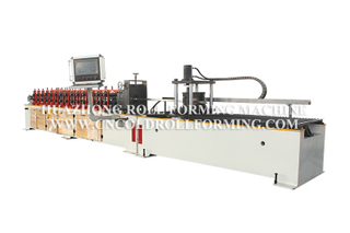 C&U PROFILE ROLL FORMING MACHINE (CAN EXCHANGE)